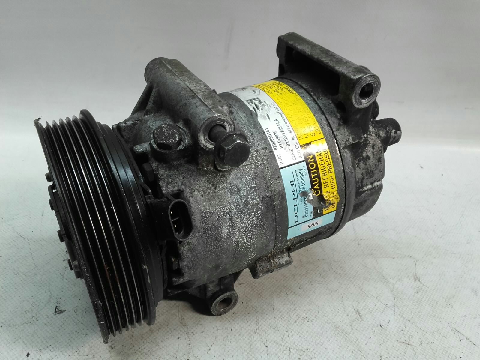 Compressor do Ar condicionado / AC (20216699).