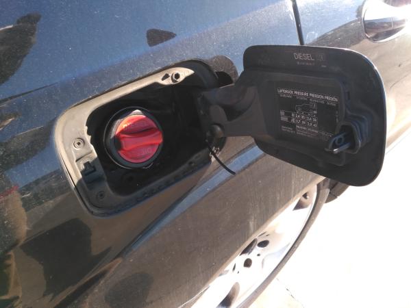 Tampa de combustível (20190180).