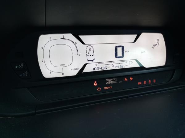Quadrante conta km / Painel de instrumentos (20207699).