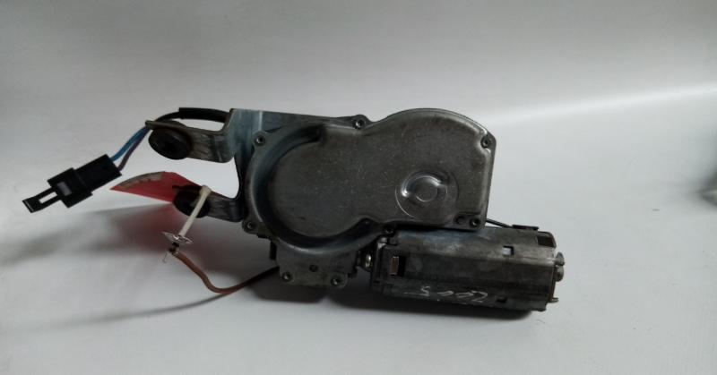Motor Limpa Vidros Trás (20207526).