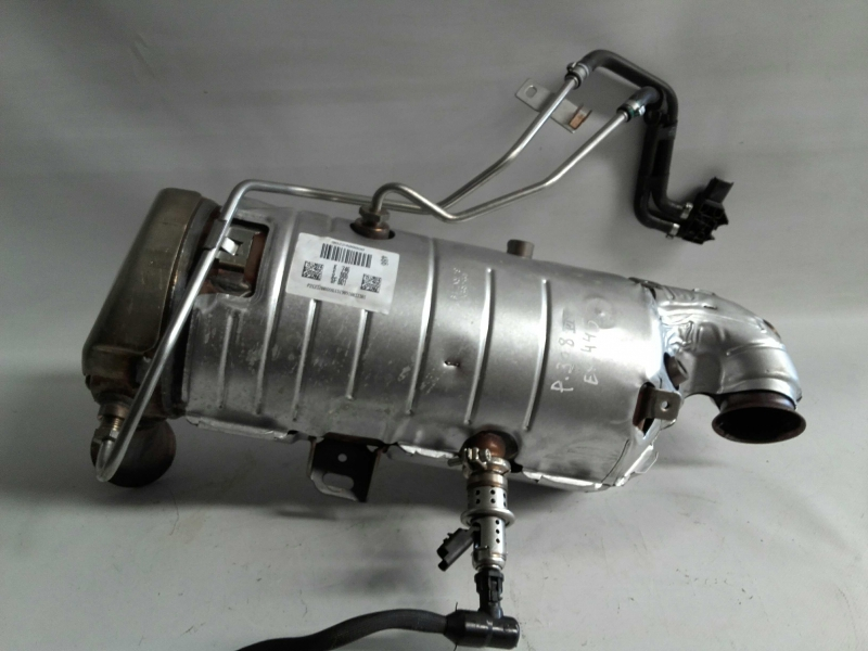 Catalisador Filtro de Particulas (20210100).