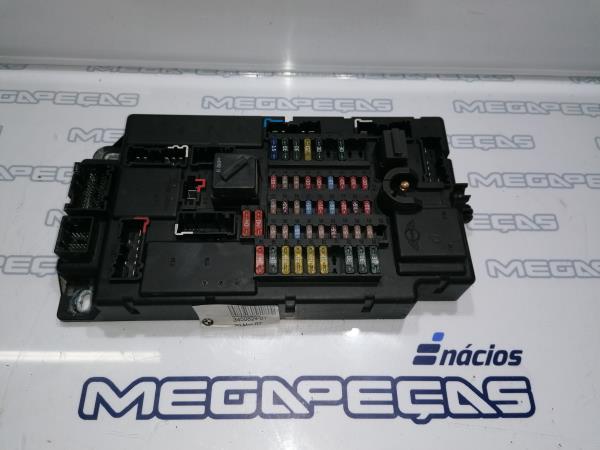 Caixa Fusiveis da Bateria