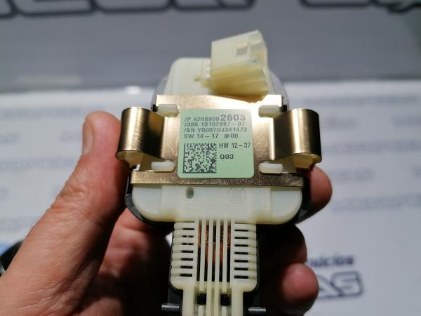 Sensor Luminosidade / Chuva (129137).