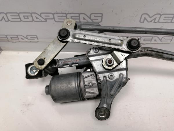 Motor limpa vidros C/ Armação