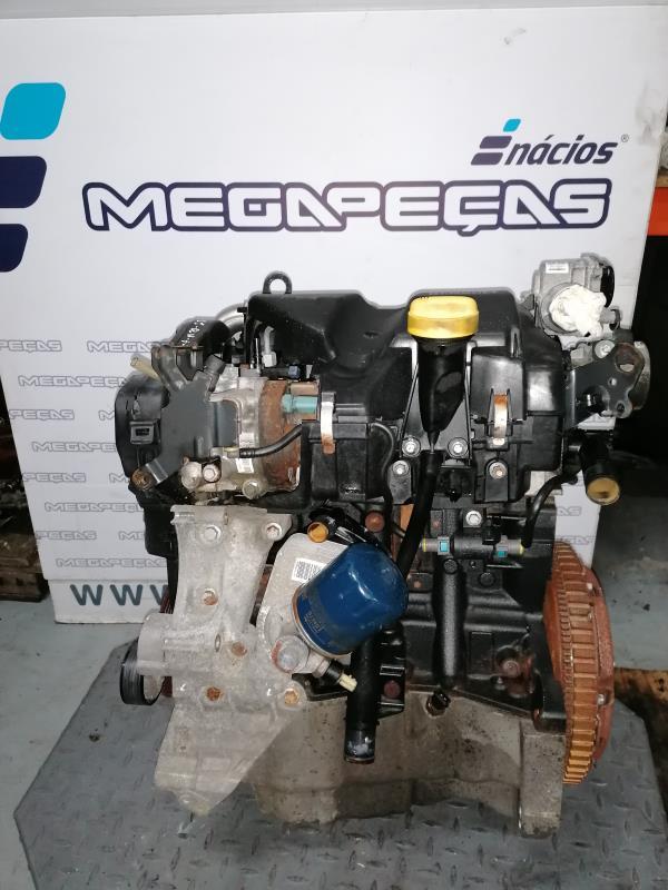 Motor Completo (sem acessorios) (138381).