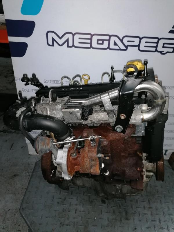 Motor Completo (sem acessorios) (138650).