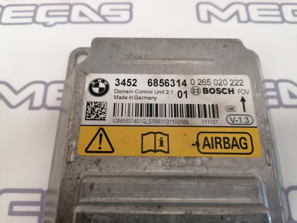 Centralina de Airbags (ECU) (140473).