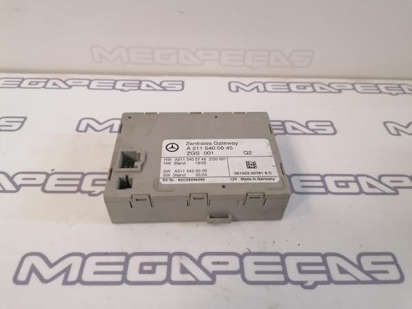 Modulo Getway Control