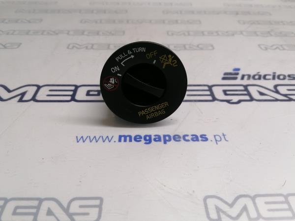 Interruptor / Sinal Airbag Off