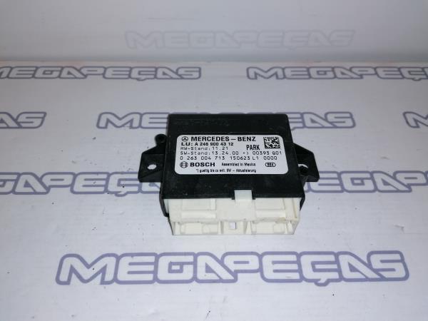 Modulo sensores estacionamento (PDC)