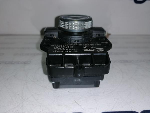 Comando / Interruptor Multifunções  (147783).