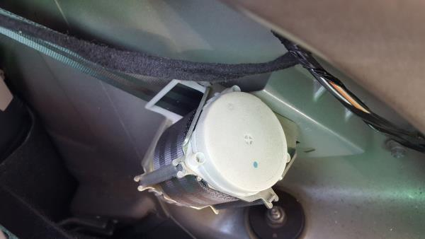 Rear Right Belt Tensioner / Seatbelt