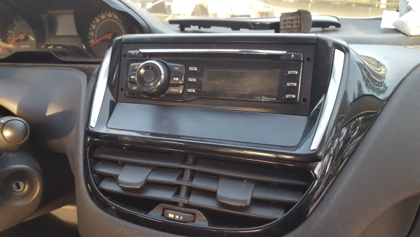 CD Car Stereo System