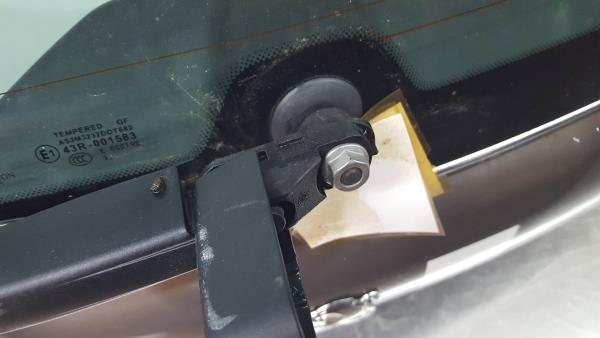 Motor Limpa-Vidros Trás