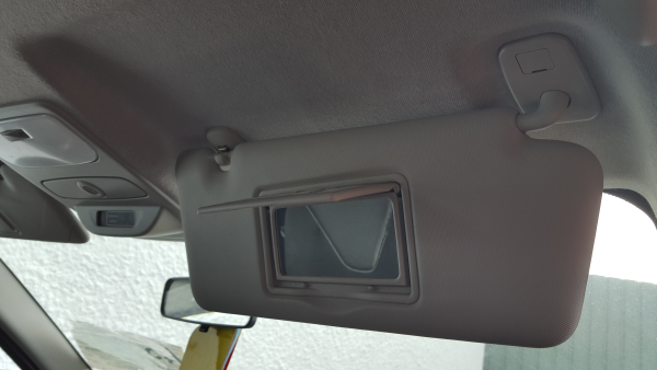 Right Sun Visor