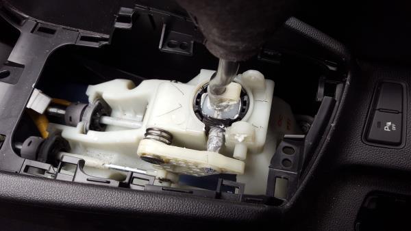 Manual Gear Box Selector