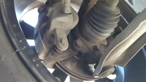 Front Right Steering Knuckle