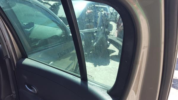 Fixed Rear Door Glass