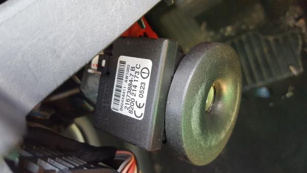 Ignition ECU (Immobilizer)