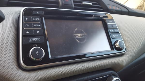 GPS Car Stereo System