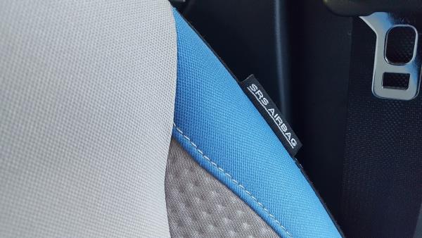 Left Seat Airbag