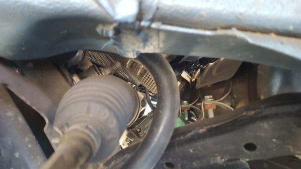 Mechanics Steering Rack