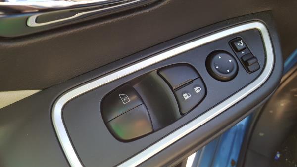 Left Front Window Switch