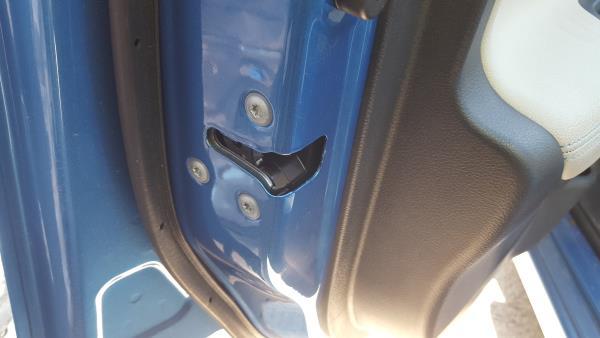 Front Left Door Lock