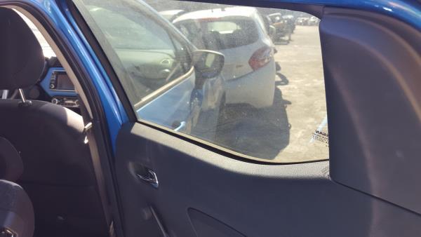Rear Right Door Glass