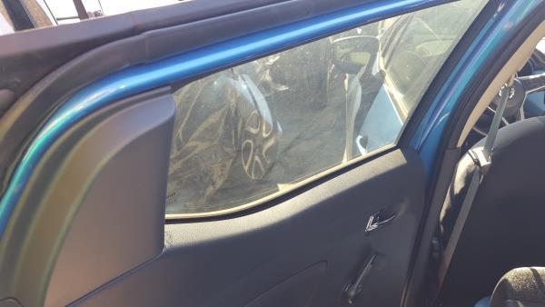Rear Left Door Glass