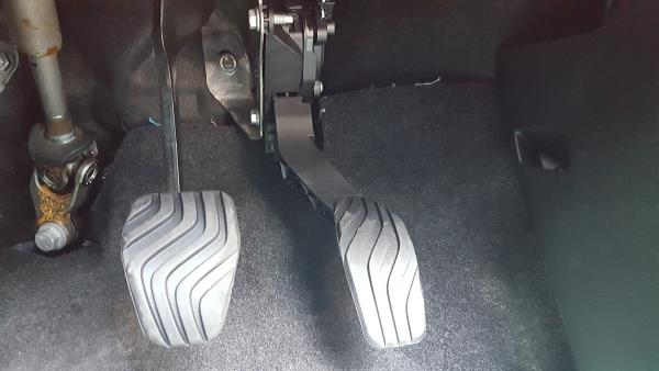 Throttle Pedal