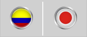 Colombia-Japan