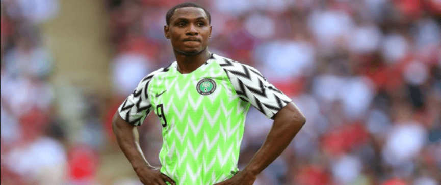 """Odion Ighalo - National Player Nigeria Football team """"The Super Eagles"""""""