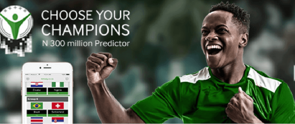 Betway Nigeria - Choose your champions