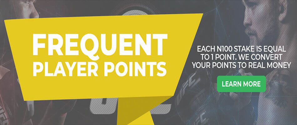 LionsBet - Frequent Player Points