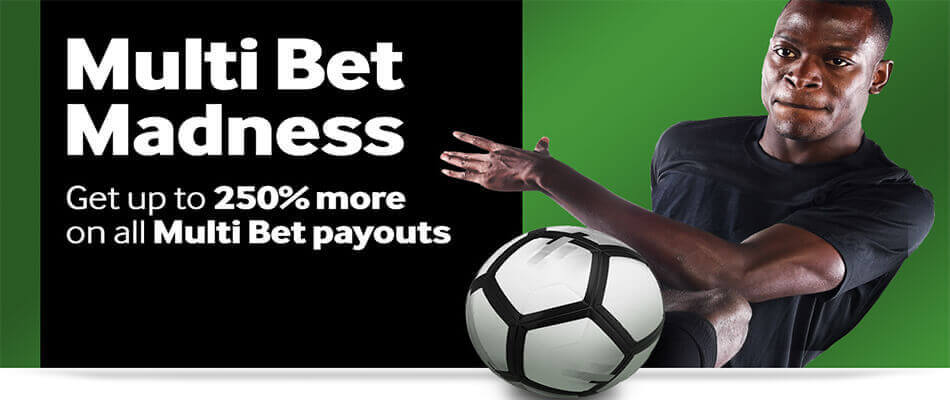 Betway: MultiBet Madness Promotion