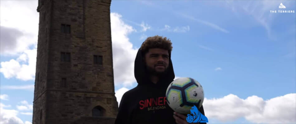 Philip Billing - Player of Huddersfield Town - YouTube/OfficialHTAFC