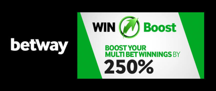 BetWay WinBoost Promotion