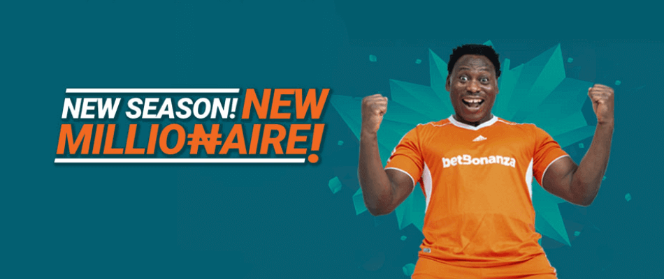 BetBonanza become a millionaire offer