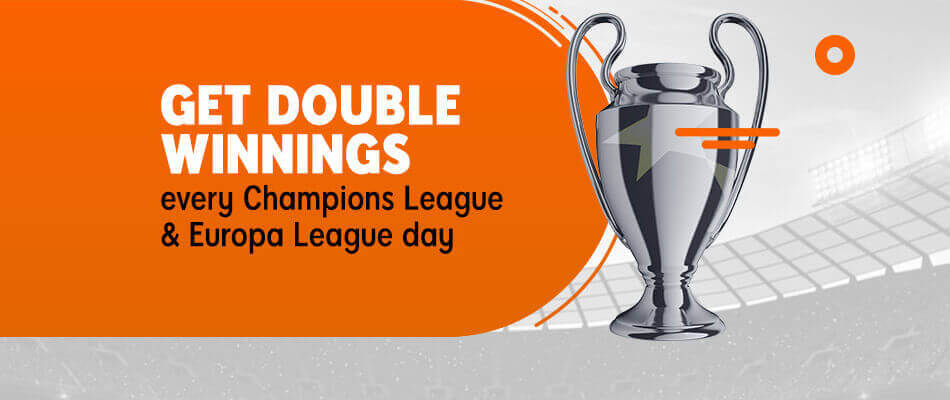 Champions League promotion at 888sport