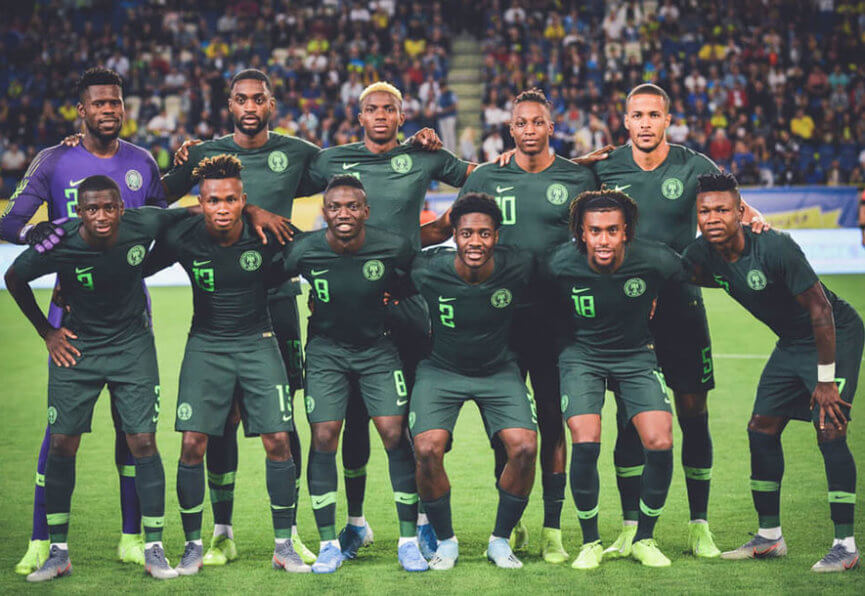 2021 afcon qualifiers betting