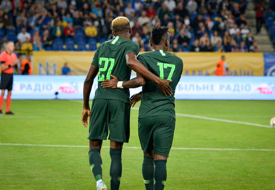 successful weekend super eagles players major leagues