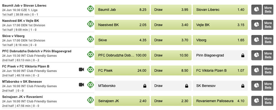 betway betting live apps nigeria