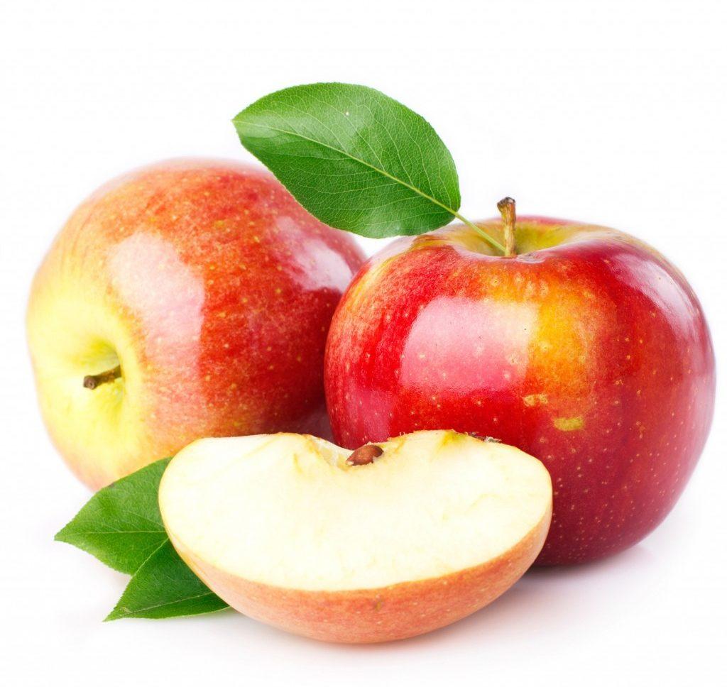 3 szép bio alma