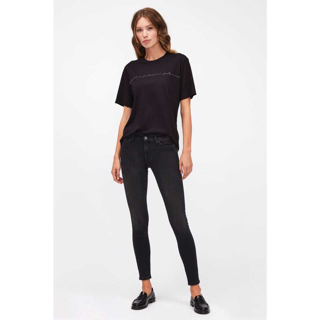 7 FOR ALL MANKIND - JEANS THE SKINNY