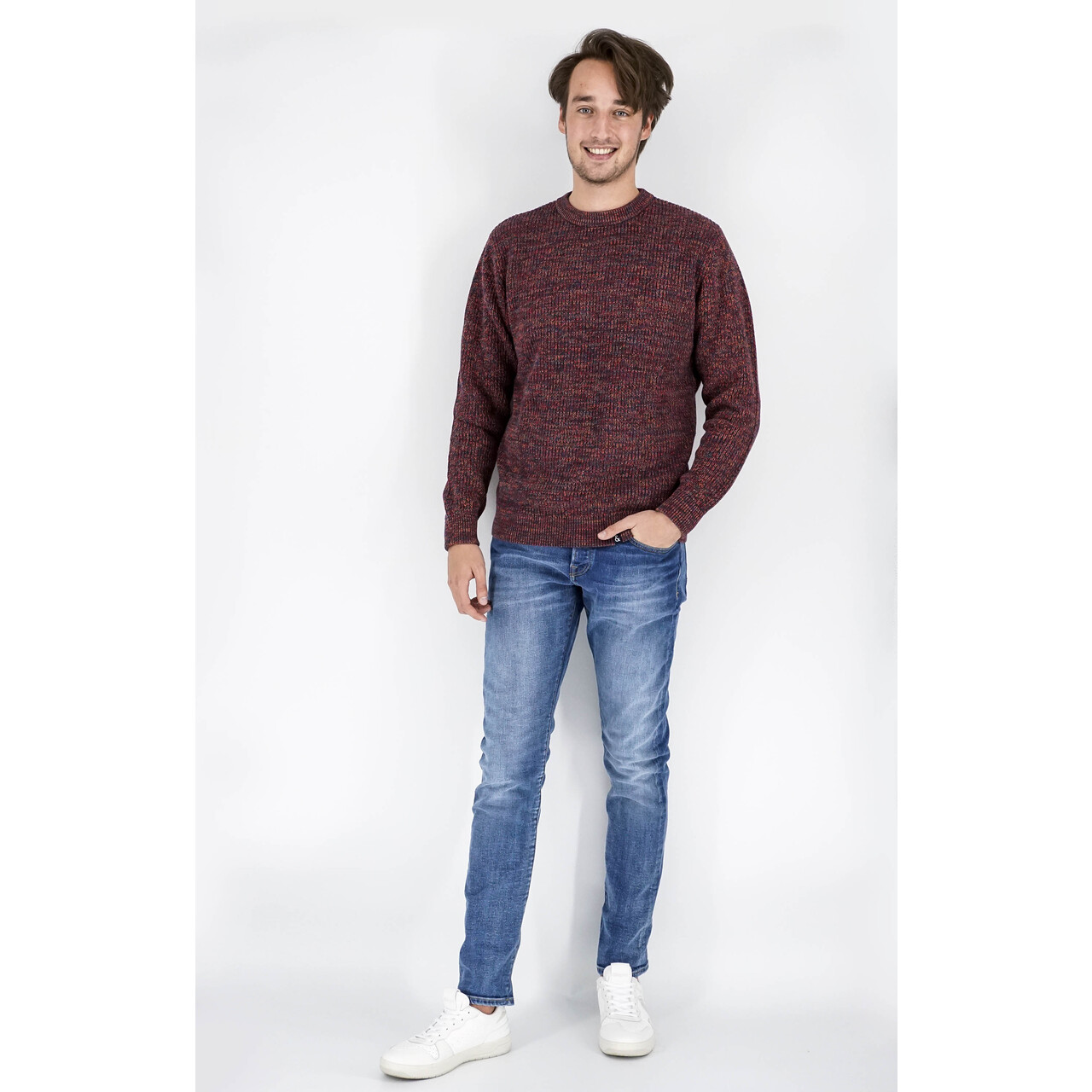 COLOURS & SONS - PULLOVER