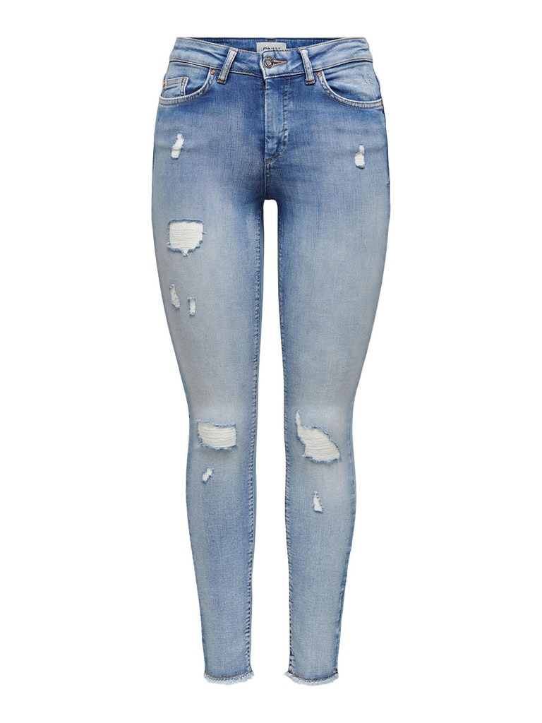 ONLY - JEANS BLUSH LIFE MID