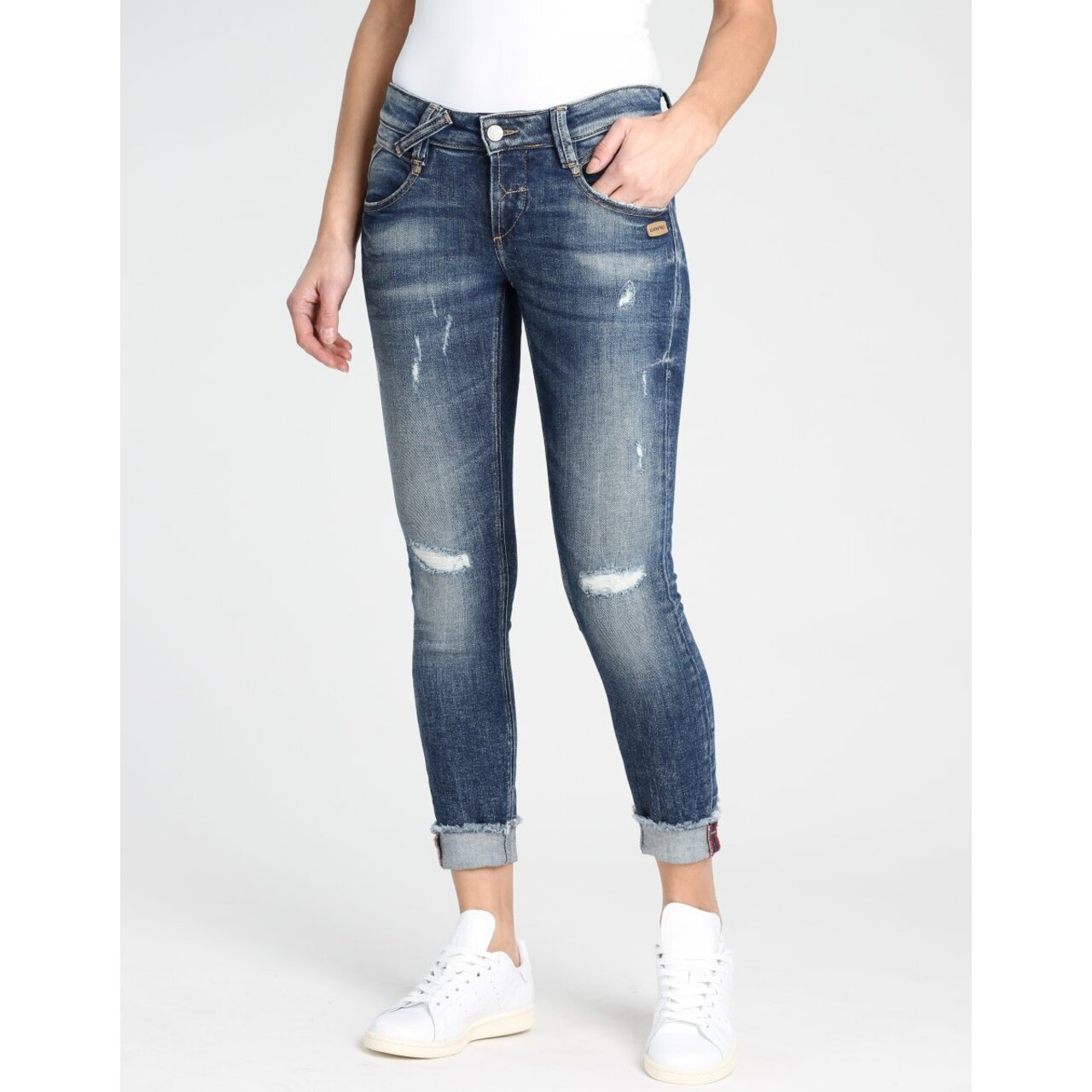 GANG - JEANS NENA CROPPED