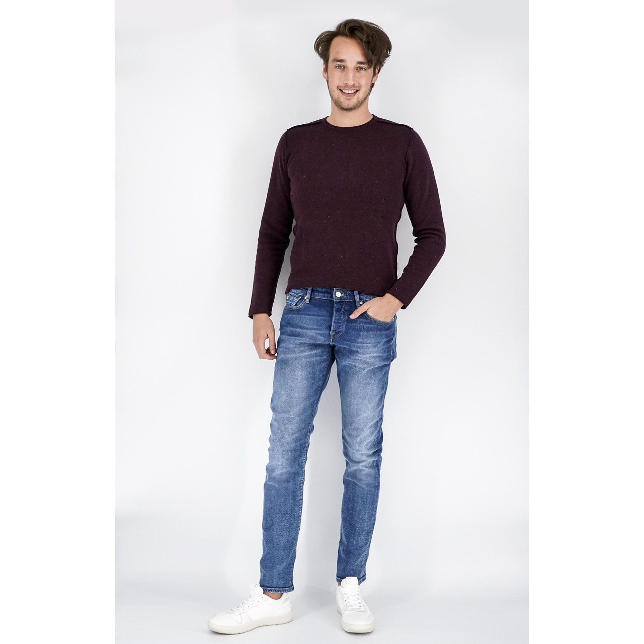 COLOURS & SONS - PULLOVER / WENDBAR