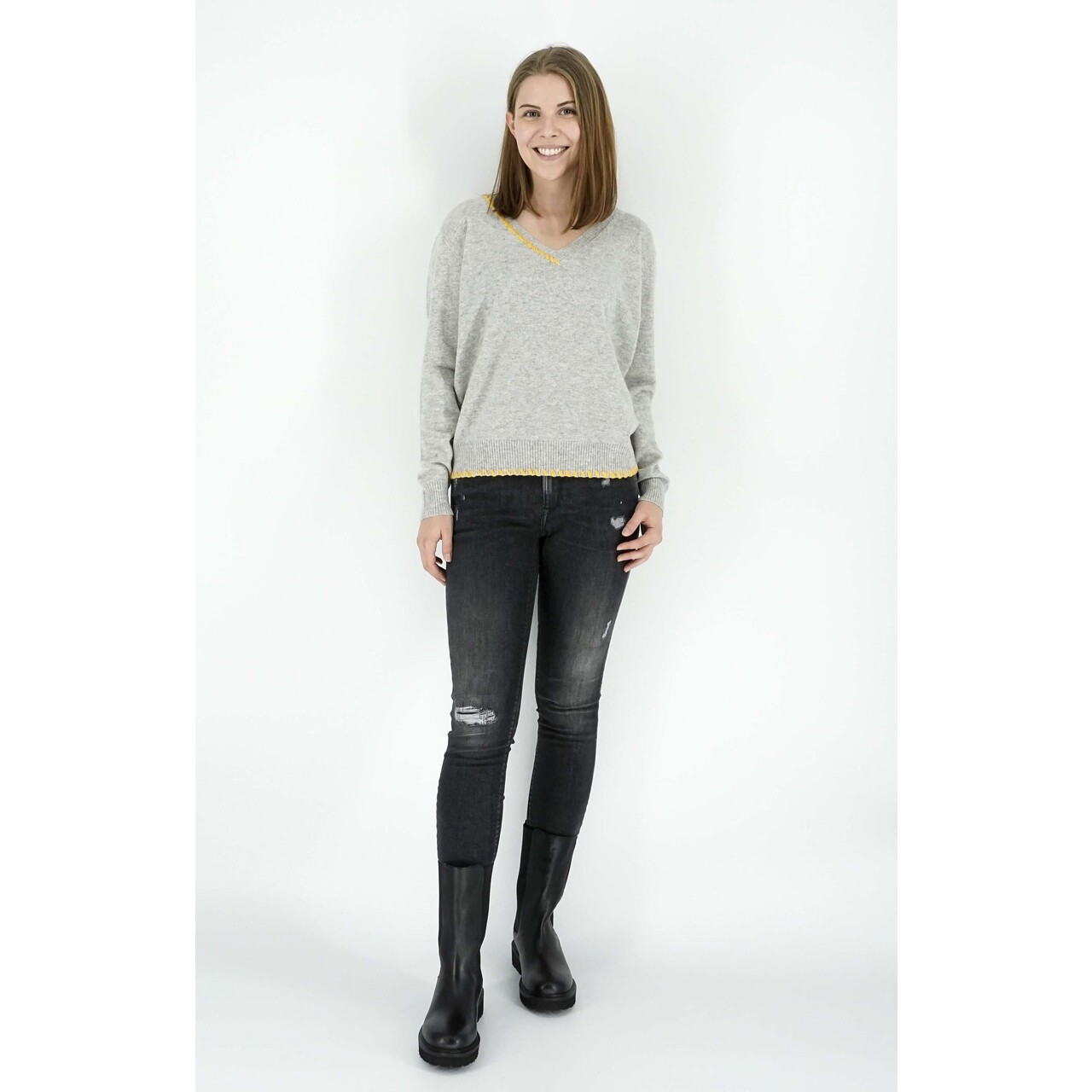 ABSOLUT CASHMERE - PULLOVER